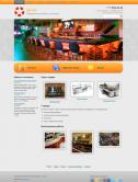 Сайт по продаже оборудования для баров